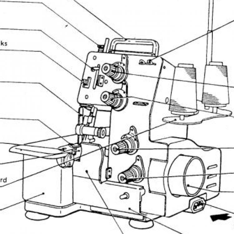 Juki babylock manual bl4 605