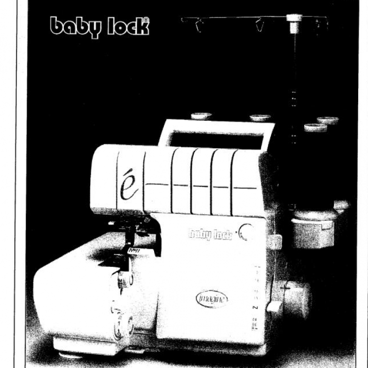 Overlockers Babylock Imagine Enchanting Imagine Sewing Machine