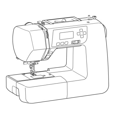 Sewing Machines Delectable Janome 2030dc Sewing Machine