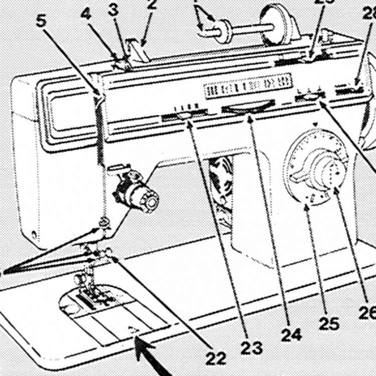 singer sewing machine manual free pdf
